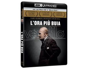 L'ORA PIU' BUIA 4K UHD DRAMMATICO - BLU-RAY