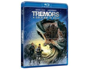 TREMORS: A COLD DAY IN HELL DRAMMATICO - BLU-RAY