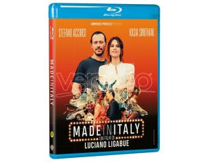 MADE IN ITALY COMMEDIA - BLU-RAY