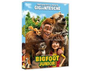 BIGFOOT JUNIOR ANIMAZIONE - DVD