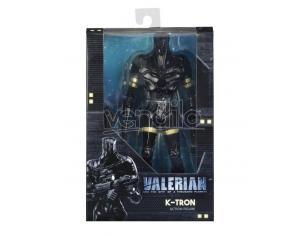 Valerian City Of A Thousand Planets K-tron Action Figura 18cm Neca