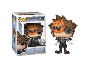 Funko Kingdom Hearts POP Disney Vinile Figura Halloween Town Sora Exclusive 9 cm