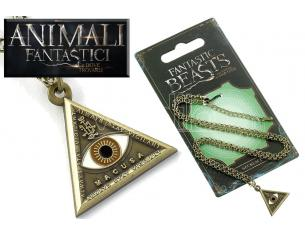 CARAT FANTASTIC BEASTS EYE NECKLACE COLLANA