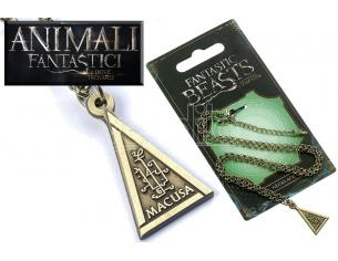 CARAT FANTASTIC BEASTS MACUSA NECKLACE COLLANA
