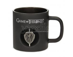 SD TOYS GAME OF T LANNIST SPIN LOG BLCK CRYS MUG TAZZA