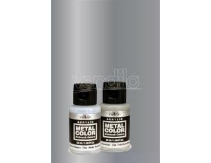 Vallejo Metallo Color Pale Burnt Metallo 77704 Colori