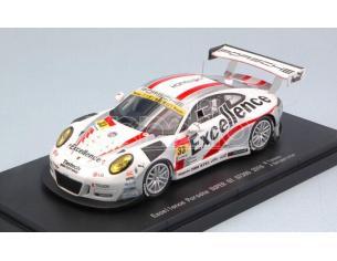 Ebbro EB45414 PORSCHE 911 GT3 N.33 2nd MOTEGI SUPER GT300 N.YAMANO-J.BERGMEISTER 1:43 Modellino