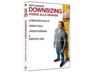 DOWNSIZING: VIVERE ALLA GRANDE COMMEDIA - DVD