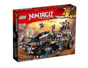 LEGO NINJAGO 70654 -  TURBO CINGOLATO