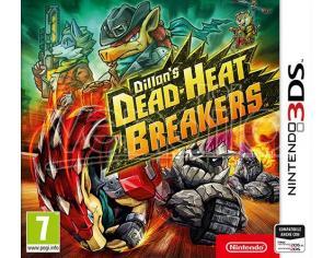 DILLON'S DEAD-HEAT BREAKERS AZIONE AVVENTURA - NINTENDO 3DS