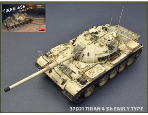 Miniart MIN37021 TIRAN 4 SH EARLY TYPE  KIT 1:35 Modellino