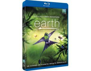 EARTH - UN GIORNO STRAORDINARIO DOCUMENTARIO BLU-RAY