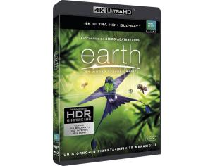 EARTH - UN GIORNO STRAORDINARIO 4K+BD DOCUMENTARIO BLU-RAY