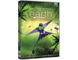 EARTH - UN GIORNO STRAORDINARIO DOCUMENTARIO DVD