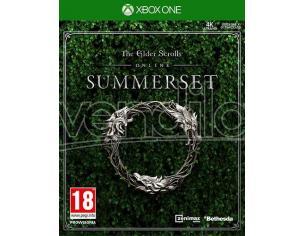 THE ELDER SCROLLS ONLINE - SUMMERSET MMORPG XBOX ONE