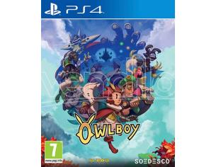 OWLBOY PLATFORM - PLAYSTATION 4