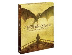 IL TRONO DI SPADE - STAGIONE 5 (STANDP) SERIE TV DVD