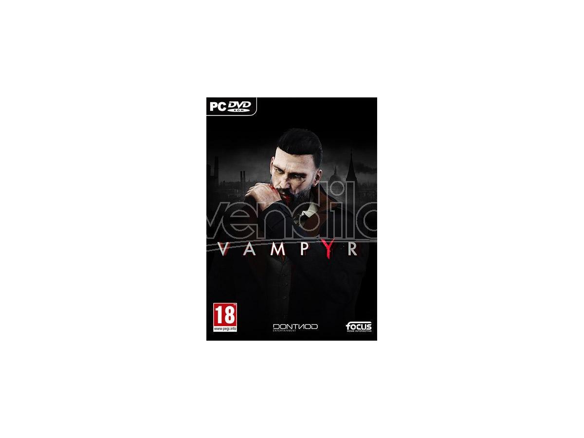 VAMPYR GIOCO DI RUOLO (RPG) - GIOCHI PC