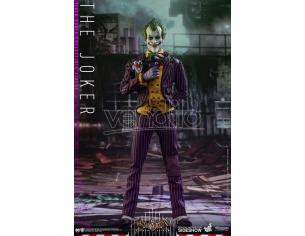 HOT TOYS BATMAN ARKHAM ASYLUM 12inch JOKER AF ACTION FIGURE