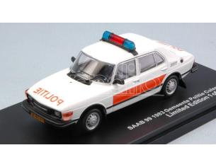 Triple 9 T9-43071 SAAB 99 1983 GEMEENTE POLITIE CULEMBORG 1:43 Modellino