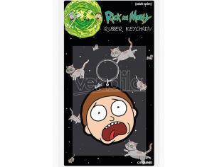 Pyramid International Rick E Morty Morty Terrified Portachiavi