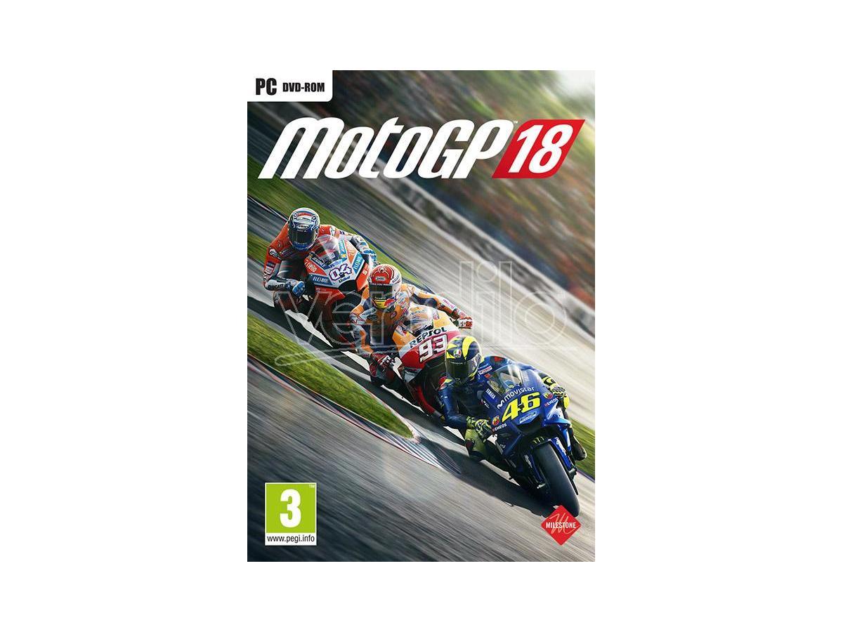 MOTO GP 18 GUIDA/RACING - GIOCHI PC