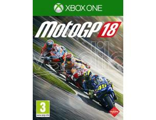 MOTO GP 18 GUIDA/RACING - XBOX ONE
