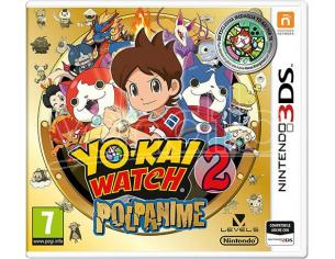 YO-KAI WATCH 2: POLPANIME DAY ONE ED. GIOCO DI RUOLO (RPG) - NINTENDO 3DS