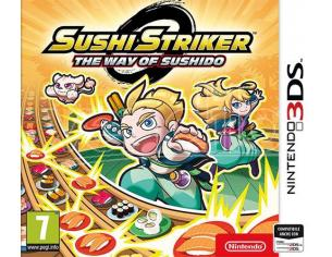 SUSHI STRIKER: THE WAY OF SUSHIDO PUZZLE - NINTENDO 3DS
