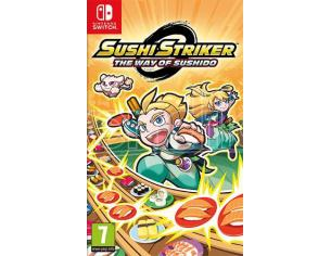 SUSHI STRIKER: THE WAY OF SUSHIDO PUZZLE - NINTENDO SWITCH