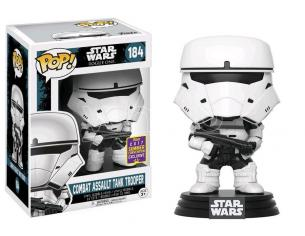 Funko Star Wars Rogue One POP Combat Assault Tank Trooper 9 cm SDCC Esclusiva