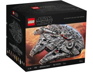 LEGO STAR WARS 75192 - MILLENNIUM FALCON EXCLUSIVE