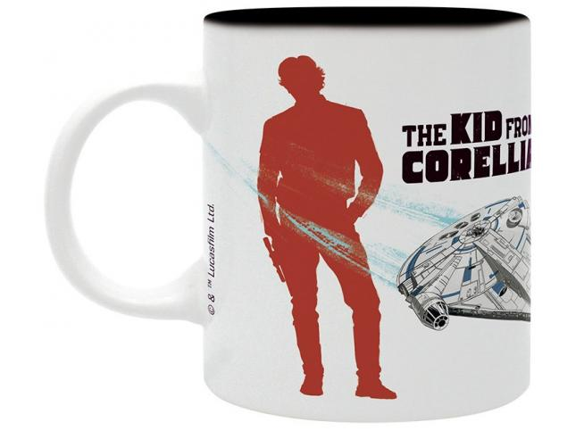 Tazza Star Wars - Film Solo Han Gadget