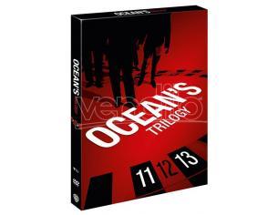 OCEAN'S TRILOGY AZIONE - DVD