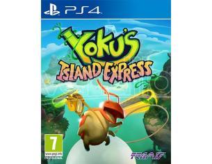 YOKU'S ISLAND EXPRESS PARTY GAME - PLAYSTATION 4