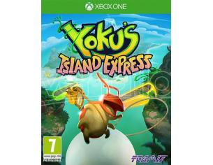 YOKU'S ISLAND EXPRESS PARTY GAME - XBOX ONE