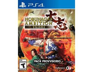 NOBUNAGA'S AMBITION: TAISHI AZIONE - PLAYSTATION 4
