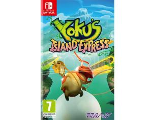 YOKU'S ISLAND EXPRESS PARTY GAME - NINTENDO SWITCH