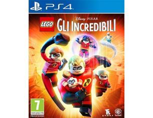 LEGO GLI INCREDIBILI AZIONE AVVENTURA - PLAYSTATION 4