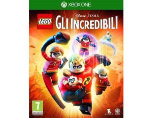 LEGO GLI INCREDIBILI AZIONE AVVENTURA - XBOX ONE