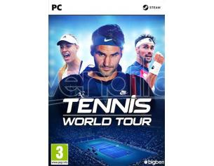 TENNIS WORLD TOUR SPORTIVO - GIOCHI PC
