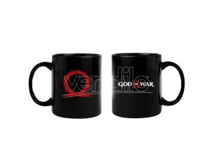 GAYA ENTERTAINMENT GOD OF WAR LOGO MUG TAZZA
