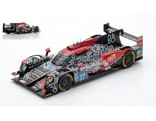 Spark Model S18336 ORECA 07 N.37 4th LM 2017 CHENG-GOMMENDY-BRANDLE 1:18 Modellino