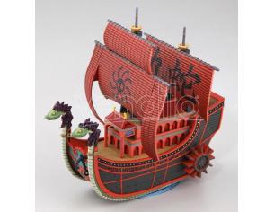 BANDAI MODEL KIT ONE PIECE GRAND SHIP COLL SNAKE SHIP MODEL KIT