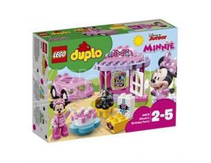 LEGO DUPLO 10873- LA FESTA DI COMPLEANNO DI MINNIE