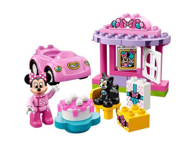 LEGO DUPLO 10873 - LA FESTA DI COMPLEANNO DI MINNIE