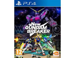 NEW GUNDAM BREAKER AZIONE - PLAYSTATION 4