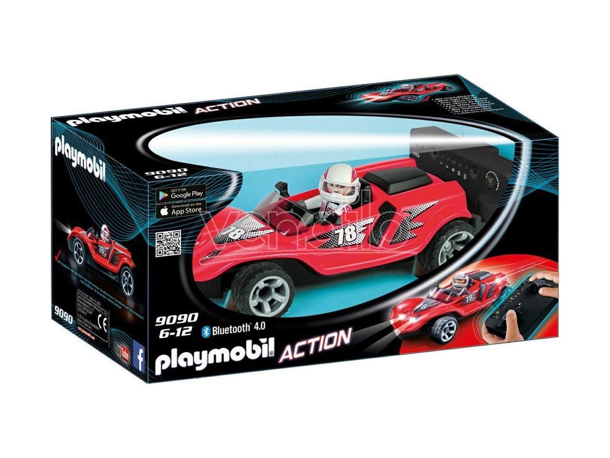 PLAYMOBIL 9090 - RC ROCKET RACER