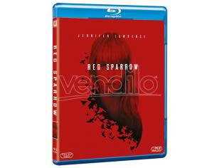 RED SPARROW THRILLER - BLU-RAY