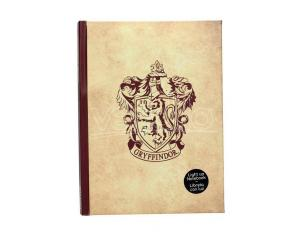 SD TOYS HP GRYFFINDOR NOTEBOOK W/LIGHT TACCUINO